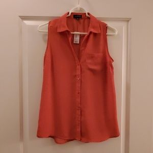 NWT XS The Limited S/L Blouse